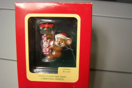 Heirloom Collection Christmas Sweets Ornament 1st in Series By Carlton Cards