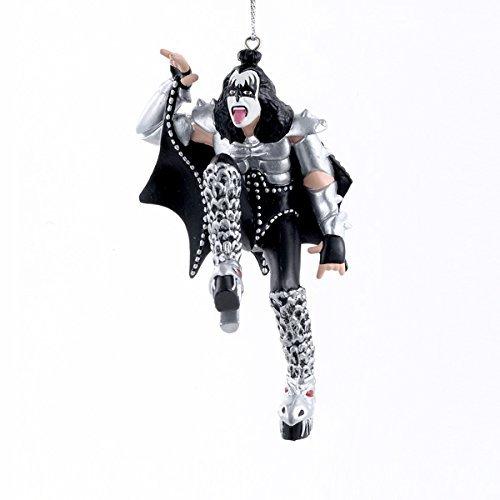 Kurt Adler KISS The Demon Gene Simmons Blow Mold Christmas Ornament