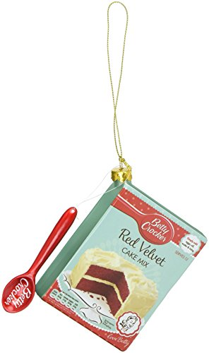Department 56 General Mills Betty Crocker Cake Mix Hanging Ornament