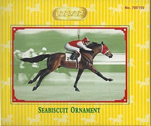 Breyer Seabiscuit Ornament