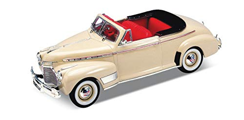 Danbury Mint 1941 Chevrolet Special Deluxe Convertible Cream 1/24