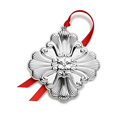 Gorham 2019 Cross-6th Edition Holiday Ornament, Metal