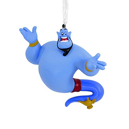 Hallmark Christmas Ornaments, Disney Aladdin Genie Ornament
