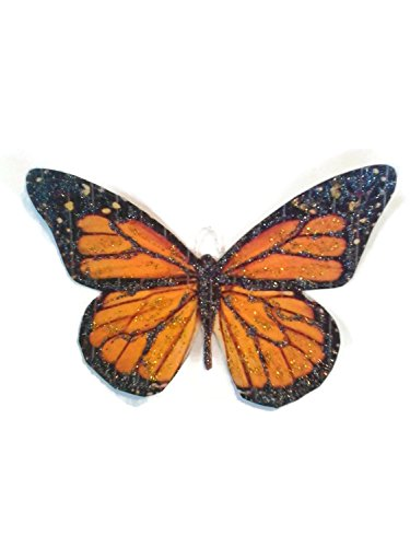 Monarch Butterfly Ornament Decoration Garden Meadow Moth Wedding Favor