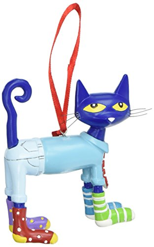 Department 56 Pete the Cat Dressed to Impress Hanging Ornament
