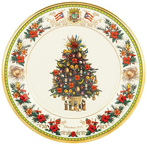 Lenox Holiday 2015 Trees Around the World, Puerto Rico, 25th Edition