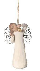 Willow Tree- [26091] Angel Of Wonder Ornament