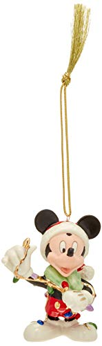 Lenox 2018 Merry and Bright Mickey Ornament