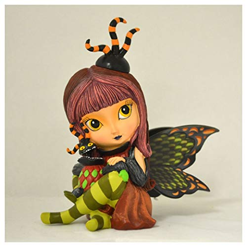 Bradford Tim Burton Nightmare Before Christmas Figurine by Jasmine Becket Griffith: Harlequin by The Hamilton Collection …