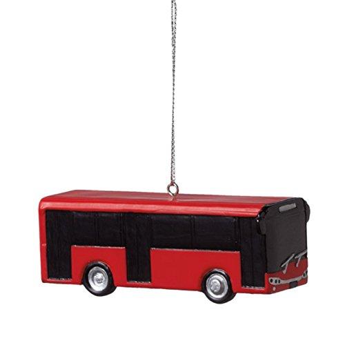 Midwest-CBK Metro Bus Christmas Ornament