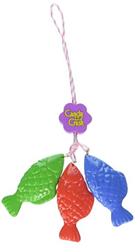 Department 56 CCRUSH Booster Fish Hanging Ornament