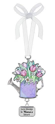 Ganz Ornament Love Blooms in Nana's Heart