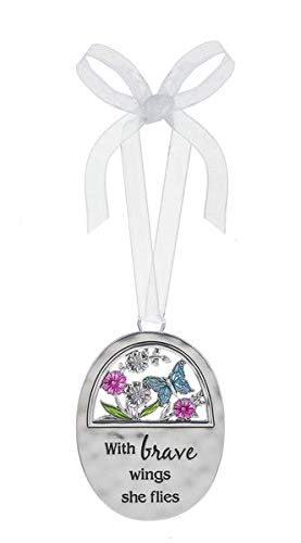 Ganz Ornament – with Brave Wings She Flies