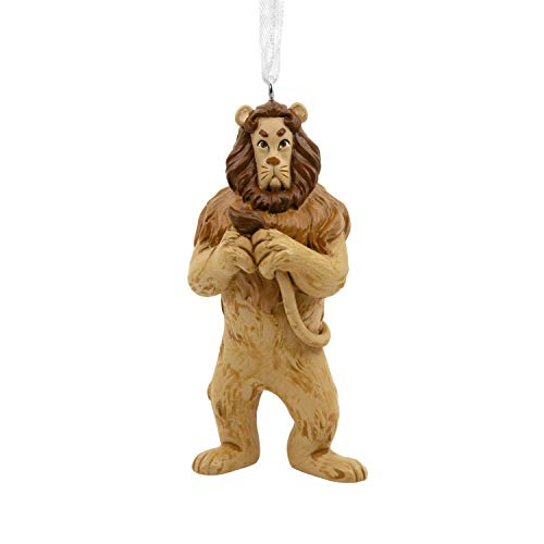 Hallmark Christmas Ornaments, The Wizard of Oz Cowardly Lion Ornament
