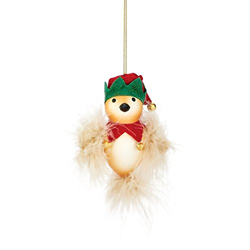 Department 56 Christmas Tweets Little Tweetheart Ornament, 5 inch