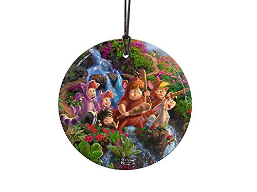 Disney Peter Pan – The Lost Boys Starfire Prints Hanging Glass