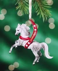 Breyer #700203 Elegant Equine Ornament