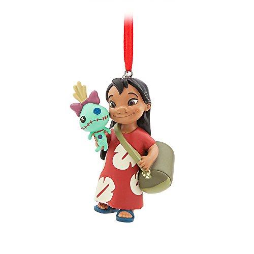 Disney Lilo and Scrump Sketchbook Ornament