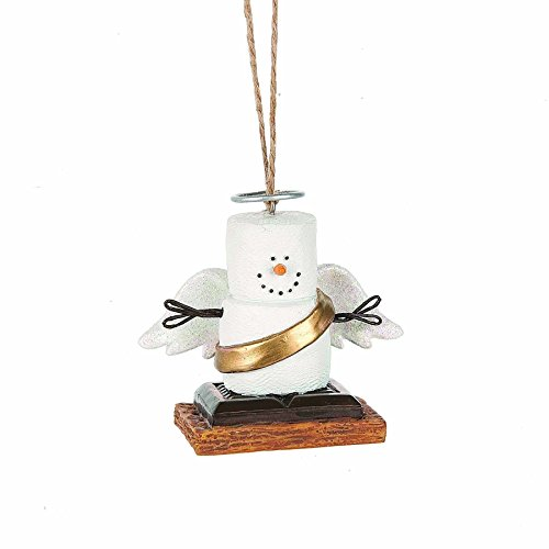 S'mores Original Angel Ornament Midwest CBK