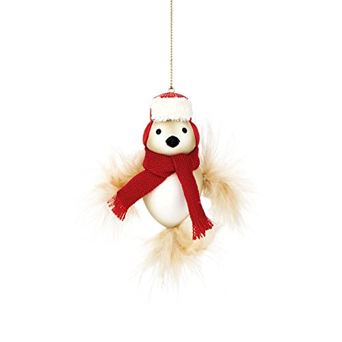 Department 56 Christmas Tweets Oh Christmas Ornament, 5 inch