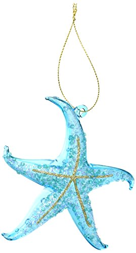 Department 56 Gone to the Beach Coast Pretty Starfish Hanging Ornaments (assorted styles)