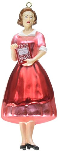 Department 56 General Mills Betty Crocker with Book Hanging Ornament