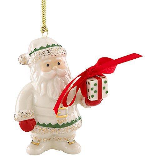Lenox A Gift From Santa Xmas Ornament