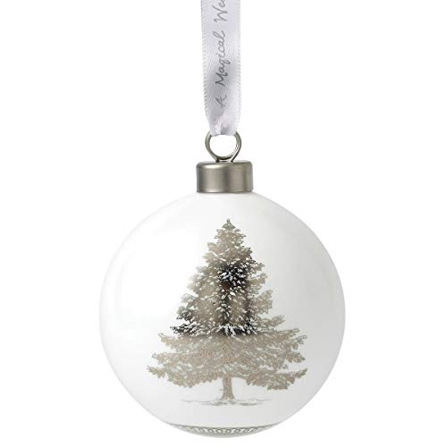 Wedgwood 2019 Fine Bone China Ornaments – Christmas Tree