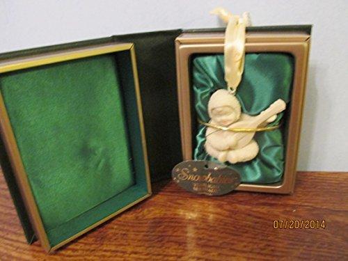 "Department 56 Snowbabies ""Starlight Serenade"" Miniature Ornament #56.68906"