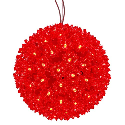 Vickerman Starlight Ornament LED Light Sphere