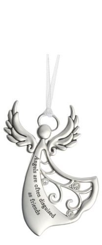 Ganz Angels By Your Side Ornament – Angels are often disguised as friends