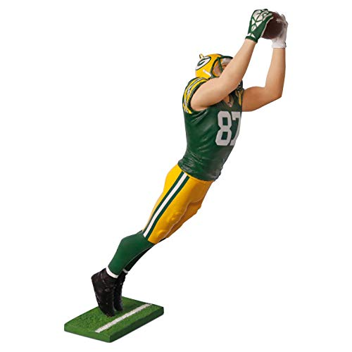 Hallmark Keepsake Green Bay Packers Jordy Nelson Holiday Ornament (Renewed)