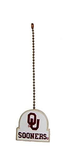 University of Oklahoma Sooners Ceiling Fan Pull chain