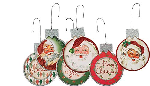 Primitives by Kathy Vintage Oraments, Santa