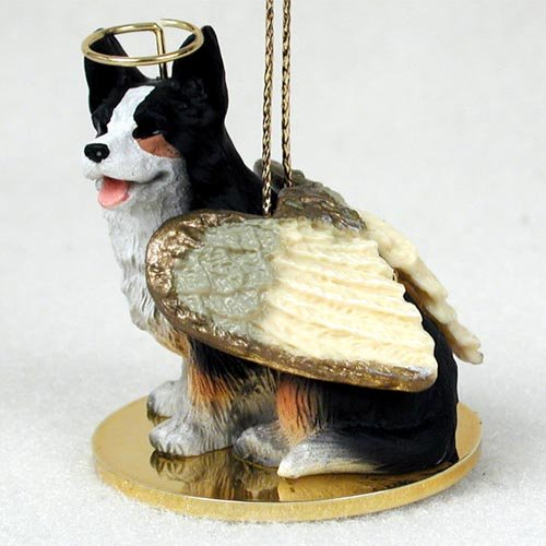 Conversation Concepts Welsh Corgi Cardigan Angel Dog Ornament