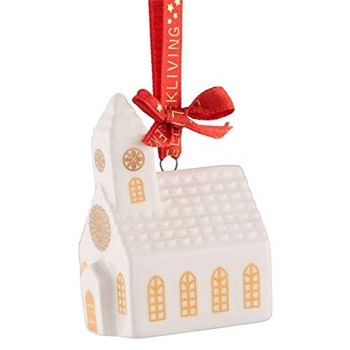 Belleek Church Mini Ornament