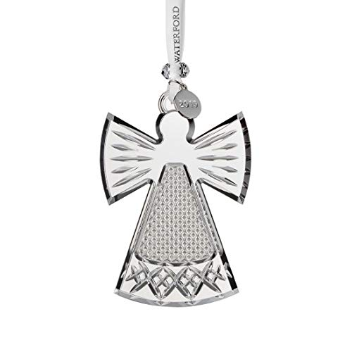 Waterford Crystal Angel Ornament 4.2″