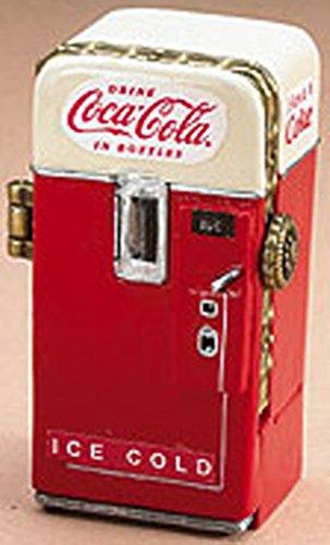 Boyd's Coke Machine with Fizz Christmas Ornament