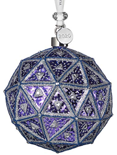 Waterford 2020 Gift of Goodwill Replica Ball Ornament 4.6″