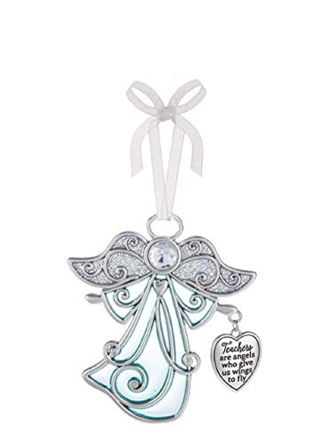 Ganz Teachers are Angels Who Give Us Wings to Fly Ornament