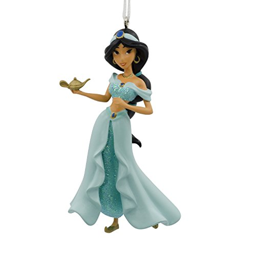 Hallmark Christmas Ornament Disney Aladdin Princess Jasmine, Jasmine, Jasmine