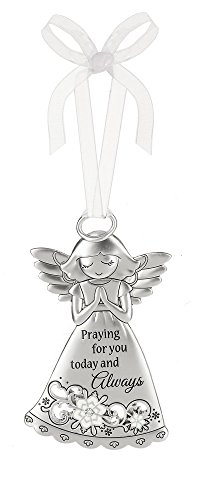 Praying for You 3 1/2″ Angel Ornament