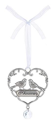 Ganz 25th Anniversary Ornament