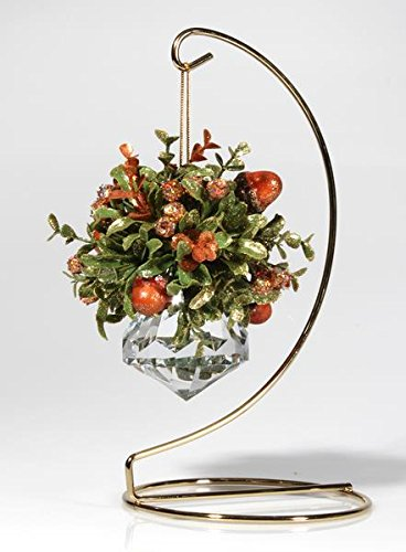 Ganz 4″ Mini Harvest Blessing Krystal Ornament