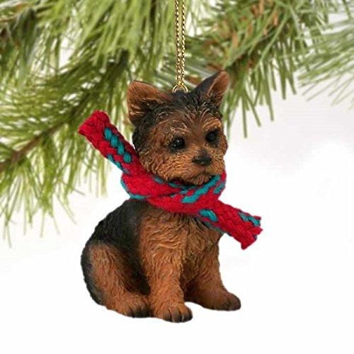 Conversation Concepts Yorkshire Terrier Puppy Cut Original Ornament
