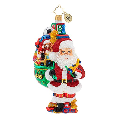 Christopher Radko Toys Galore Christmas Ornament, Multicolor