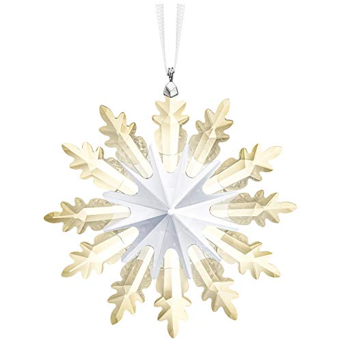 Swarovski Authentic Winter Sparkle Jubilant and Joyful Star Ornament