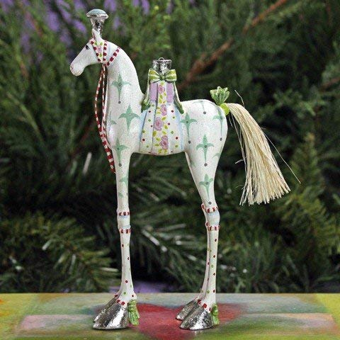 Patience Brewster Annabelle Horse Christmas Figural Ornament # 31112
