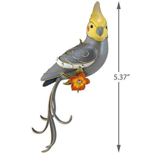 Hallmark 2019 Clever Cockatiel Member Exclusive Ornament