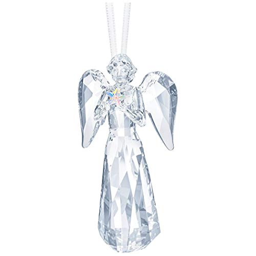 Swarovski Angel Ornament 2019 Holiday Décor, Clear